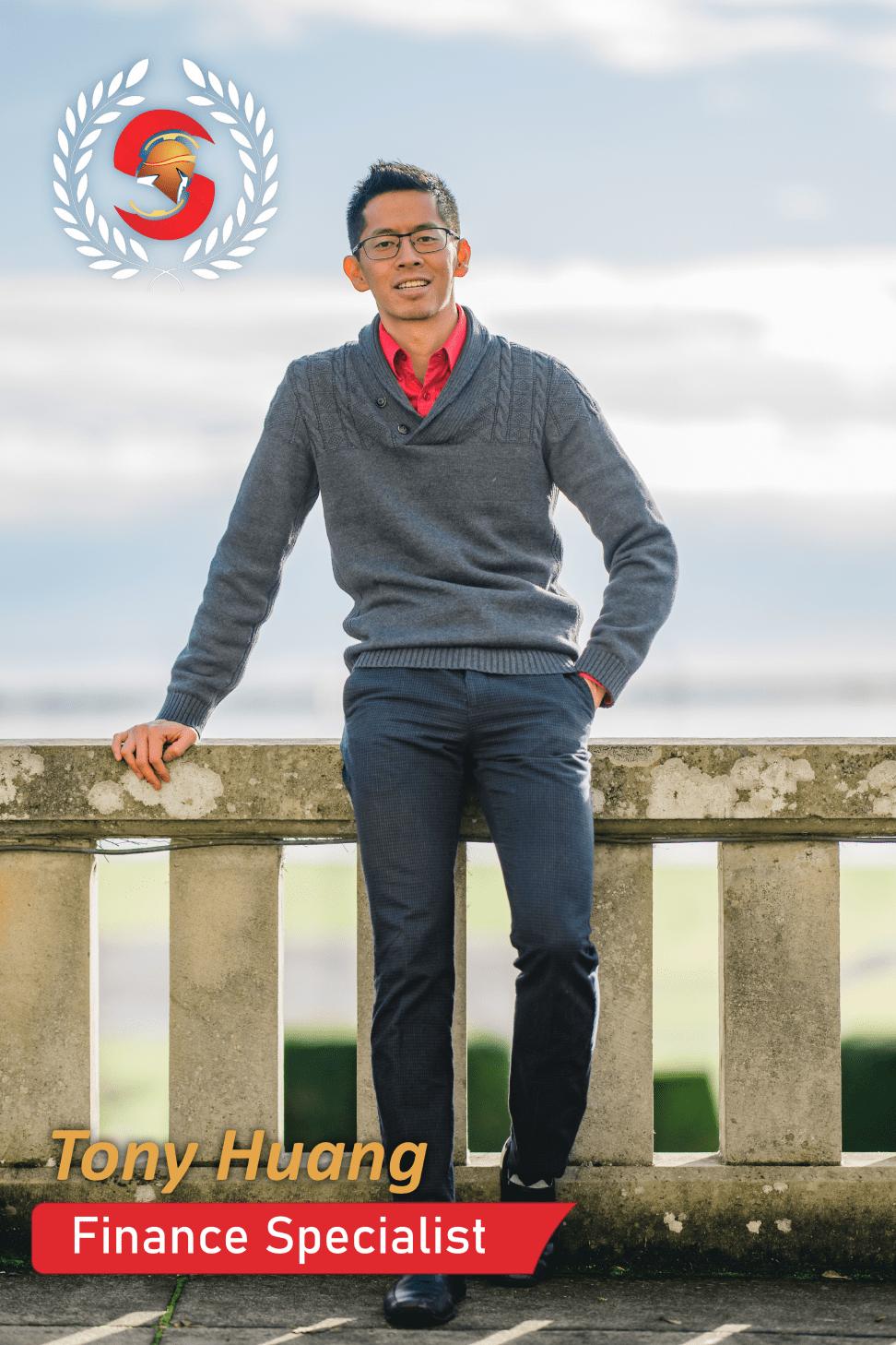 Tony Huang